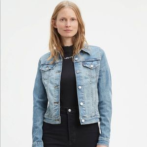 Levi's Medium Wash Jean Jacket